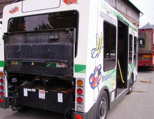 honfleur ho 39 bus testera un bus lectrique. Black Bedroom Furniture Sets. Home Design Ideas