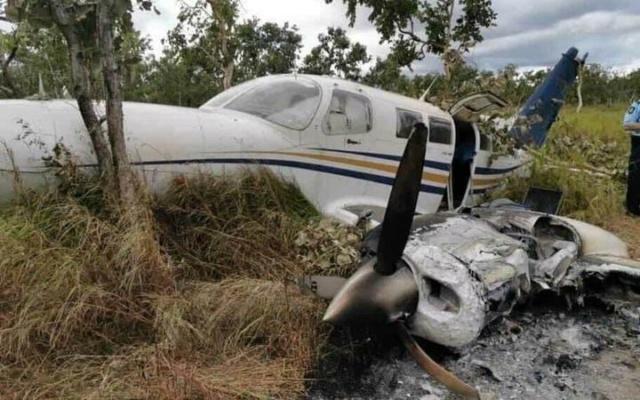 Www Crash Aerien Aero Avion Bourre De Cocaine Se Crash