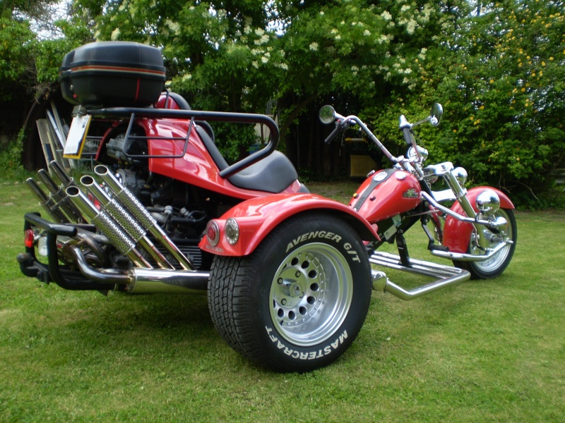 a vendre trike boom chopper. Black Bedroom Furniture Sets. Home Design Ideas
