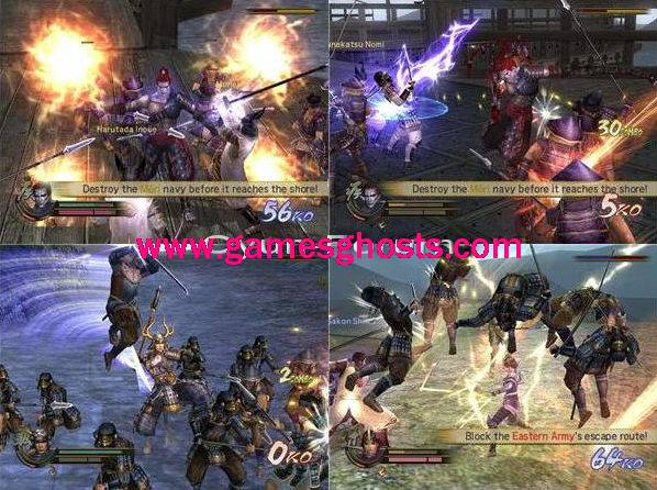 ������� ���� ���� Samurai Warriors