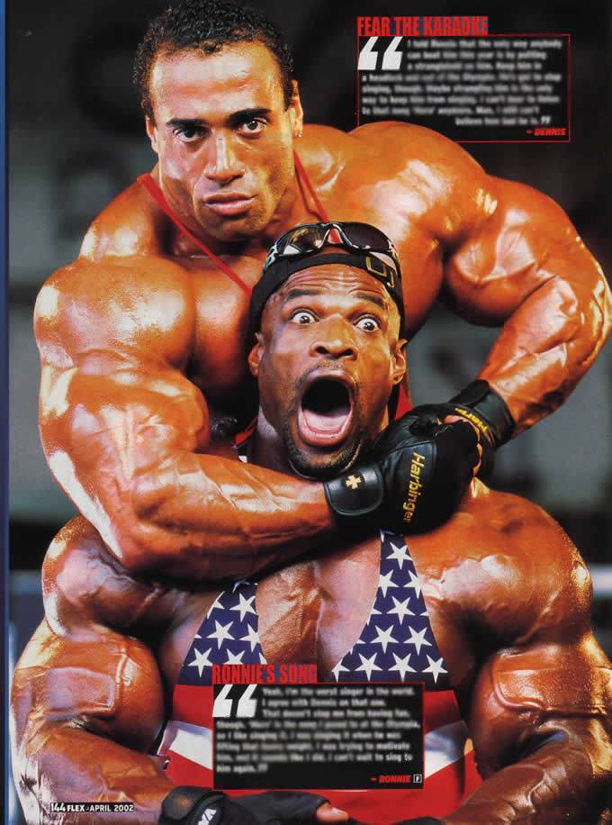 mr. olympia steroid policy