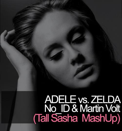 Just Released: Adele Goes Electro (Tall Sasha Mashup)
