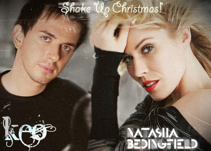 Keo si Natasha Bedingfield canta Shake Up Christmas impreuna!