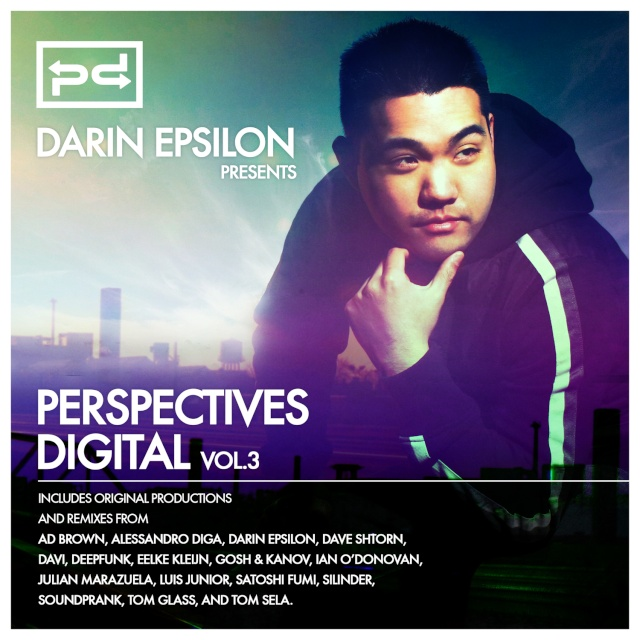 DARIN EPSILON PRESENTS PERSPECTIVES DIGITAL VOL. 3