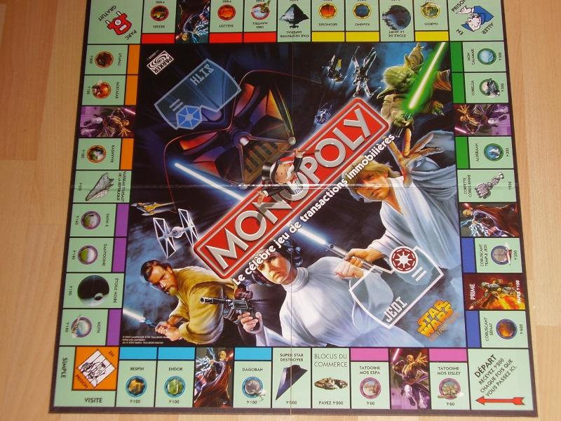 Monopoly Star wars  Jeu de société Monopoly  Comparer les prix
