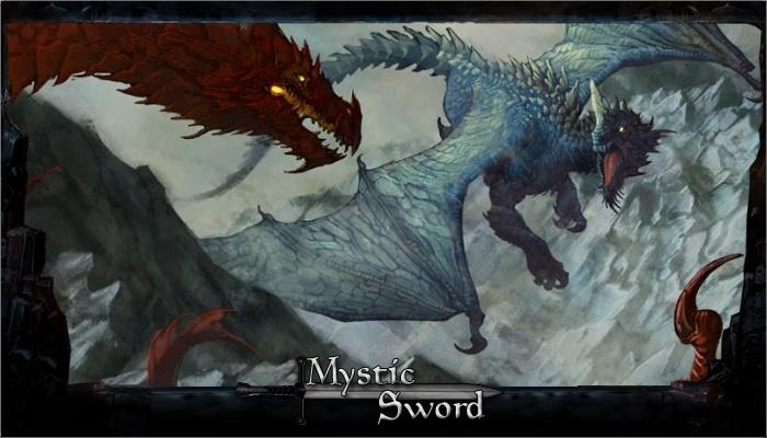 Mystic Sword