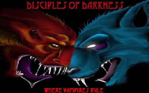 Disciples Of Darkness