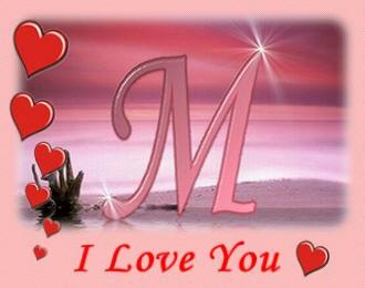 أحلى وأجمل صور حرف ال m