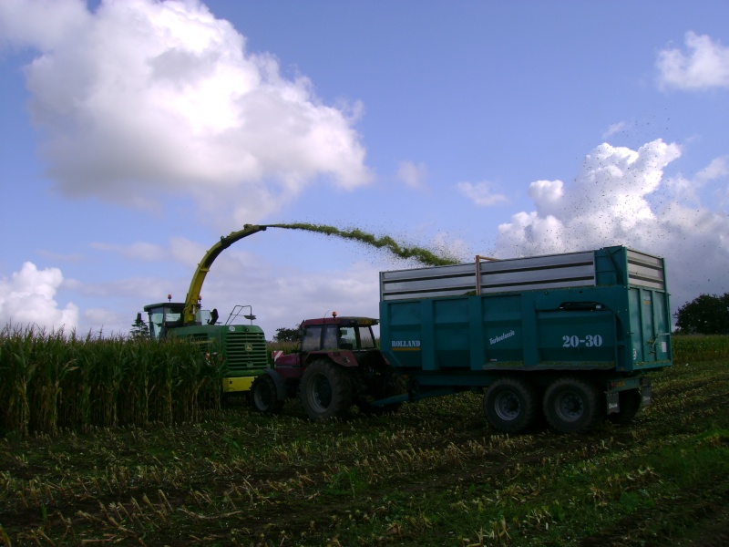 adaptation kemper ensileuse new holland