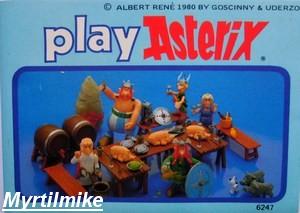Play Astérix 6205, Assurancetourix (italienne)