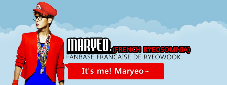 MaRyeo~ (French Ryeosomnia)