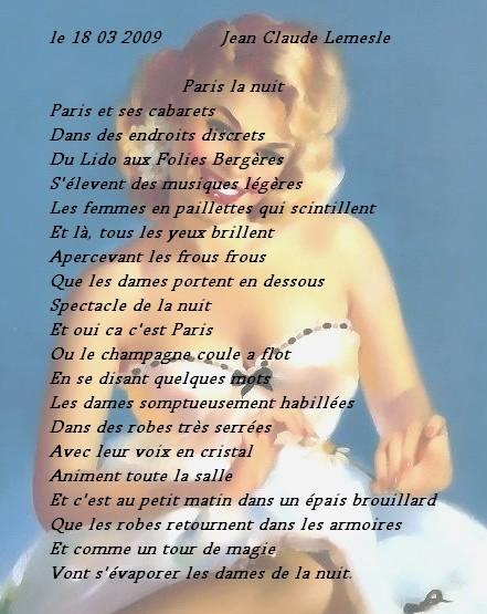 Jean Claude Lemesle (né en 1945)  paris-10