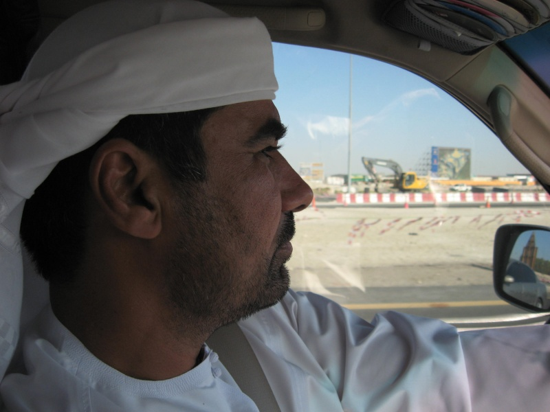 Cheikh sree for Abou hamed cuisine