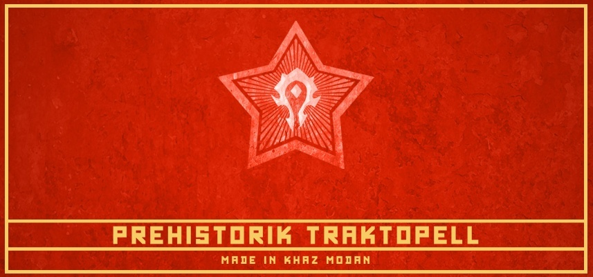 Prehistorik Traktopell