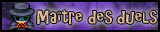 Maître des Duels