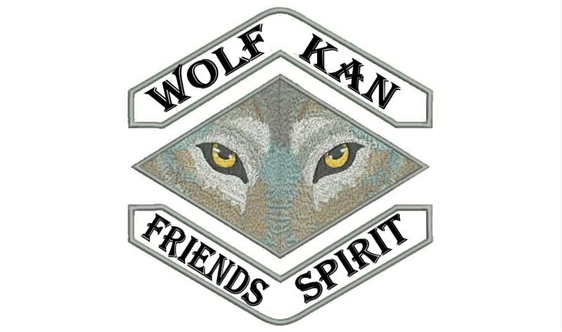 WOLF KAN TRIBE SPIRIT