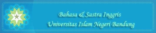 Bahasa & Sastra Inggris UIN SGD BDG