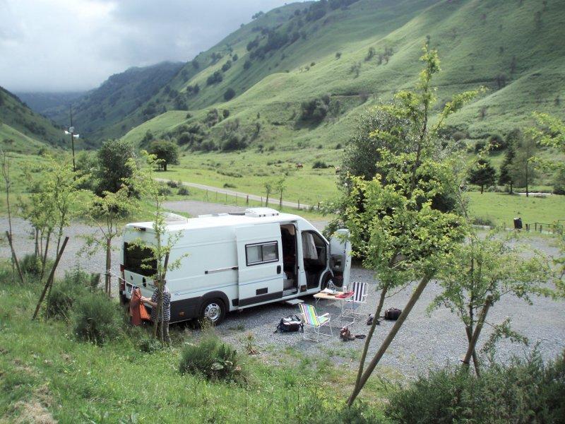 Escapades Nature Camping Car Rg Fr
