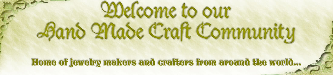 HMJEWELRY - Crafter's Forum