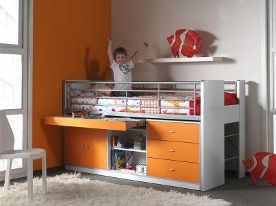 Déco : Chambre Garcon Orange Et Gris 86 ~ Toulouse, Chambre Garcon ...