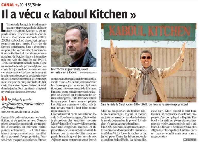 série kaboul kitchen streaming