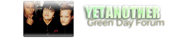 Yet Another Green Day Forum