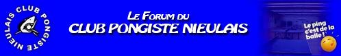 Club Pongiste Nieulais