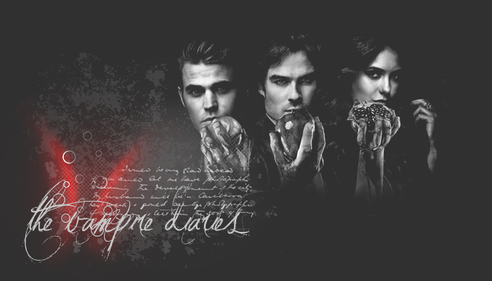 House of Night / The Vampire Diaries / Twilightsaga