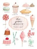les petites douceurs et les biscuits