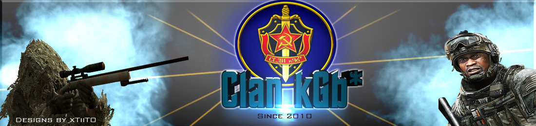 Official Website Clan kGb*