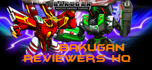 Bakugan Reviewers HQ