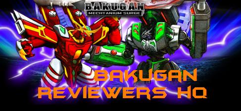 Bakugan Reviewers HQ