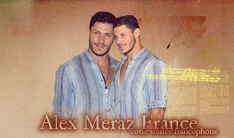 Alex Meraz France