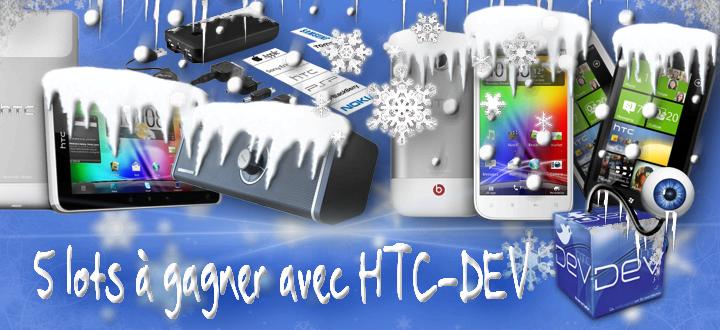 Concours HTC-DEV 3 ans