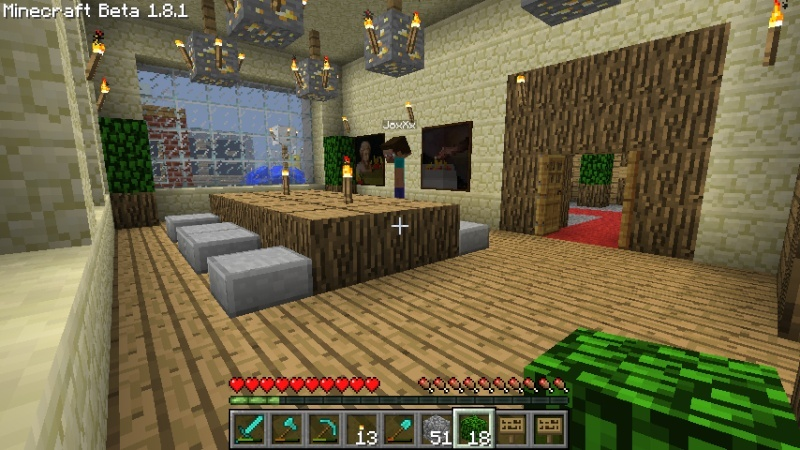 Minecraft Serveur Zanarkand
