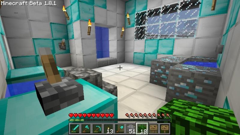 petit belle salle de bain minecraft id es de design maison et id es de meubles. Black Bedroom Furniture Sets. Home Design Ideas