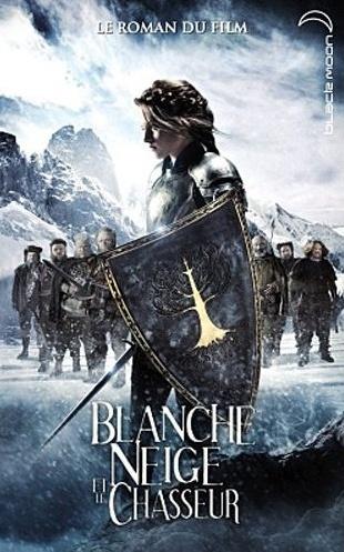 Blanche Neige et le chasseur (Le livre)