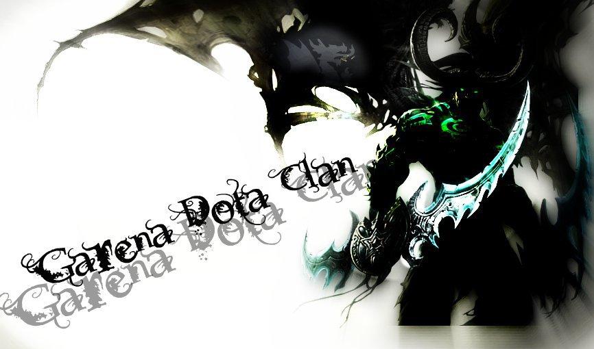 Garena DotA Clan