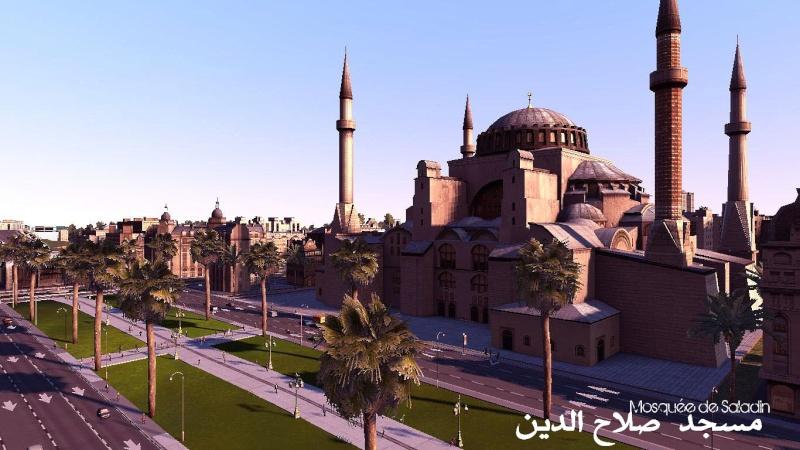 image Mosquée Suleymane