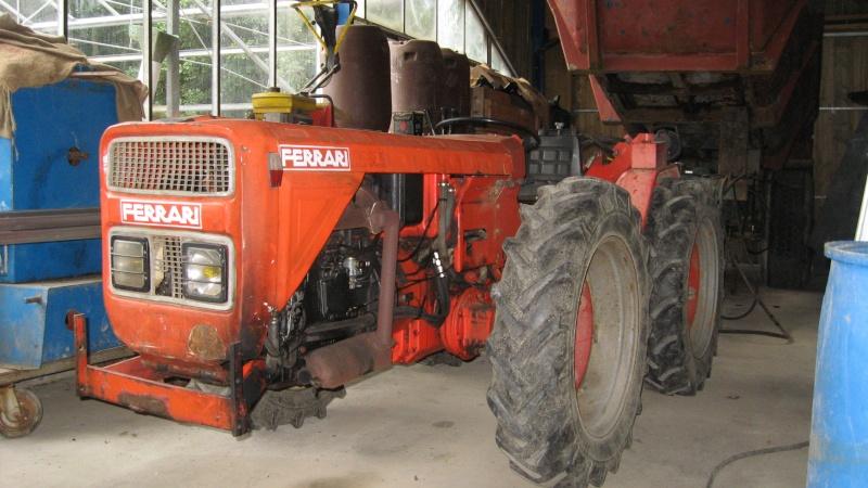 tracteur recherche tracteur genre ferrari 86rs trouve. Black Bedroom Furniture Sets. Home Design Ideas