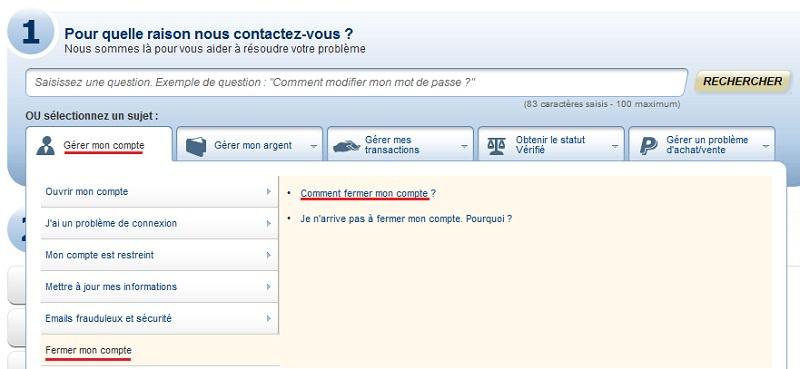 Peut on fermer un compte bancaire cloture francaise com - Comment fermer son compte bancaire ...