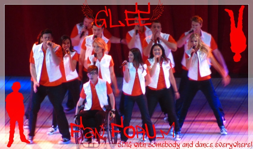 GleeFanForum