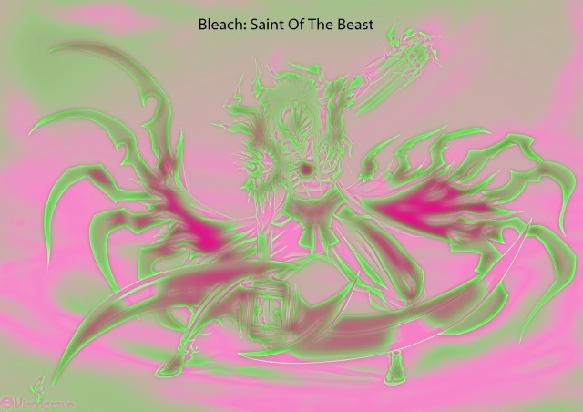 Bleach Saint of the Beast