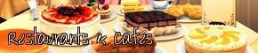 ✗ Restaurants & Cafés