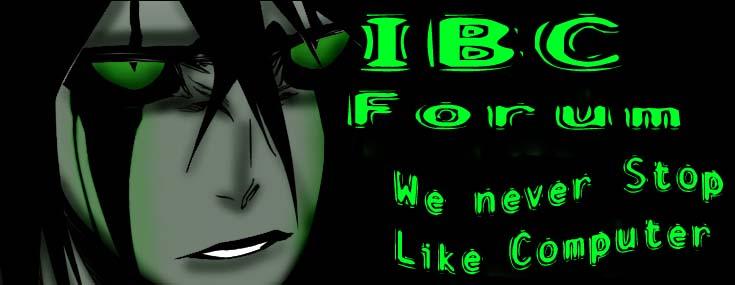 IBC forum