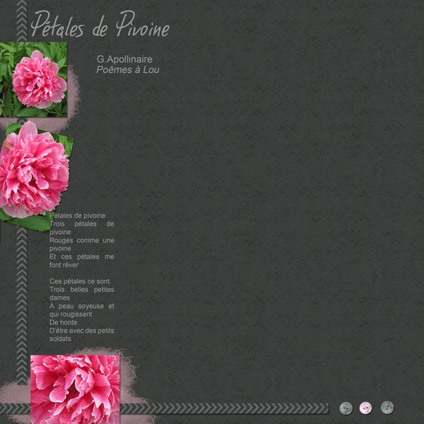 ALBUM TEMPLATES chez DCS - JUIN-