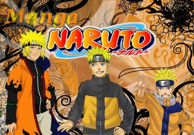 Manga-Naruto