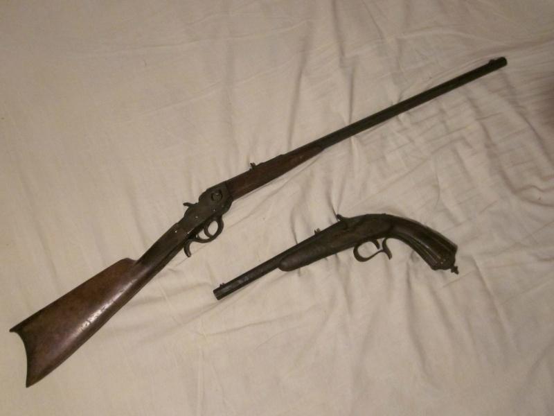 Demande d 39 aide pour identification for Pistolet 6mm bosquette