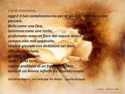 Compleanno Frasi Auguri Mamma Di