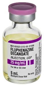 fluphenazine decanoate injection